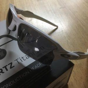Oakley 2.0 flak with 2 prizm lenses